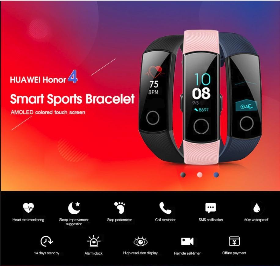 Huawei Honor band 4 и Xiaomi Mi band 3: какой выбрать?