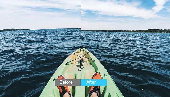 Обзор экшен-камеры Xiaomi Seabird 4K: стильная и удобная