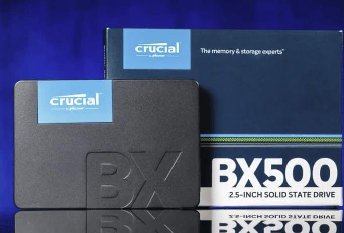 Вышел новый SSD-накопитель Crucial, 1 терабайт за 120 долларов