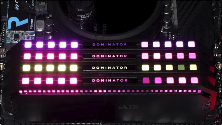 Обзор Corsair Dominator Platinum RGB 32 ГБ DDR4-3600 C16