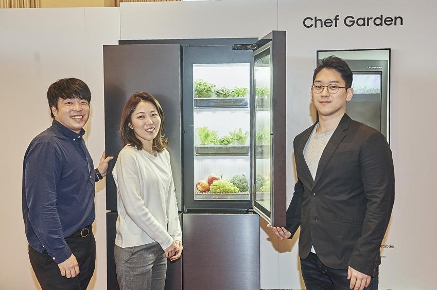 Samsung покажет «умный дом», включая кухонного робота в Лас-Вегасе