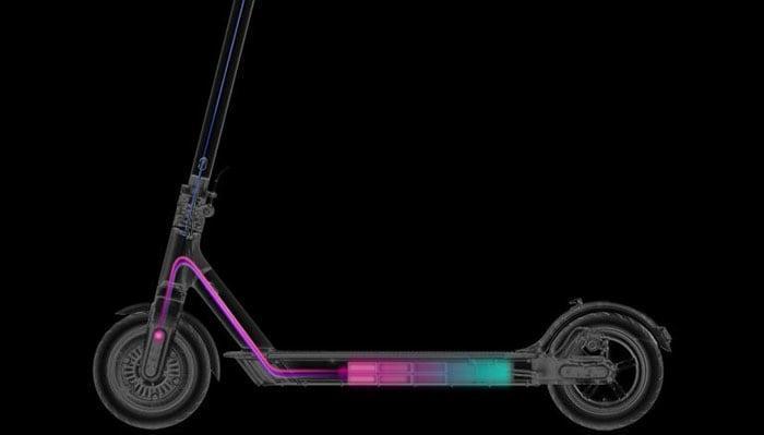 Электрический скутер Xiaomi Mijia Pro, изучаем подробнее