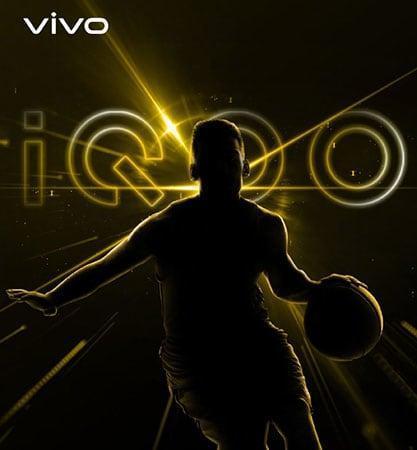 Vivo запускает новый бренд - телефон iQOO
