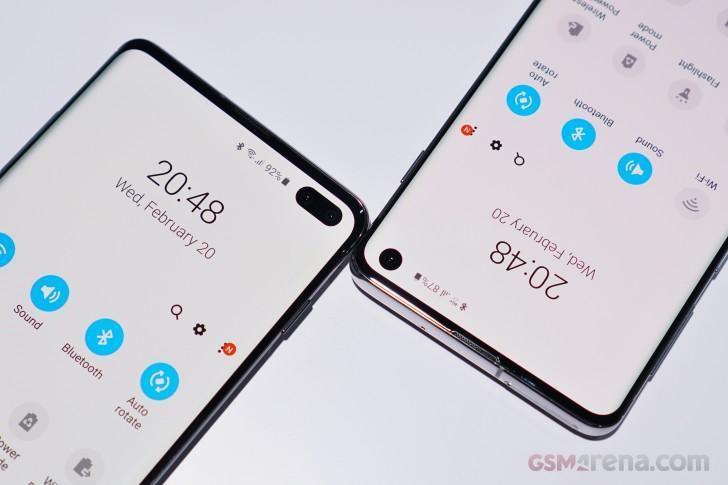 Флагманы Samsung: Galaxy S10, S10 +, S10e и S10 5G, практический обзор