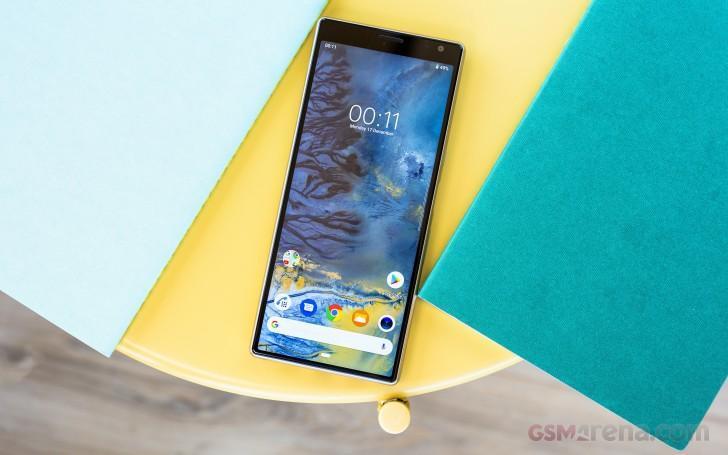 Новые смартфоны Sony в 2019: Sony Xperia 1, 10 Plus, 10, L3
