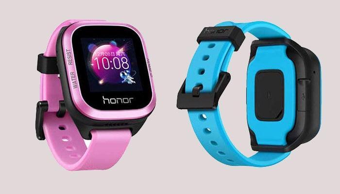 Детские умные часы Huawei Honor K2, обзор возможного