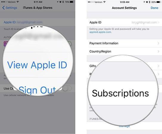 Как отменить платные подписки на вашем смартфоне?