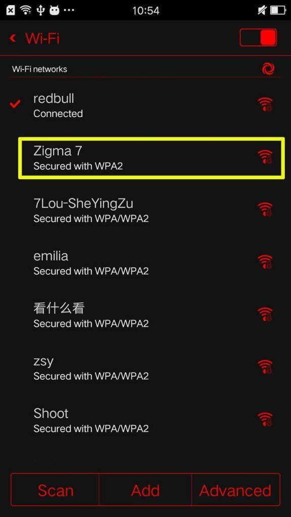 Как использовать точку доступа на Android iPhone и WinPhone?