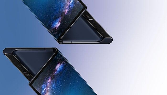 Новый смартфон Huawei Mate X, складной экран и 5G, полное описание