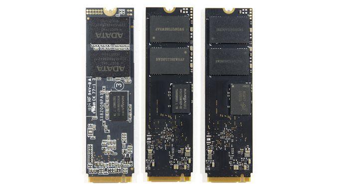 Сравнение 2 NVMe дисков на 1 ТБ: XPG SX8200 Pro и HP EX950
