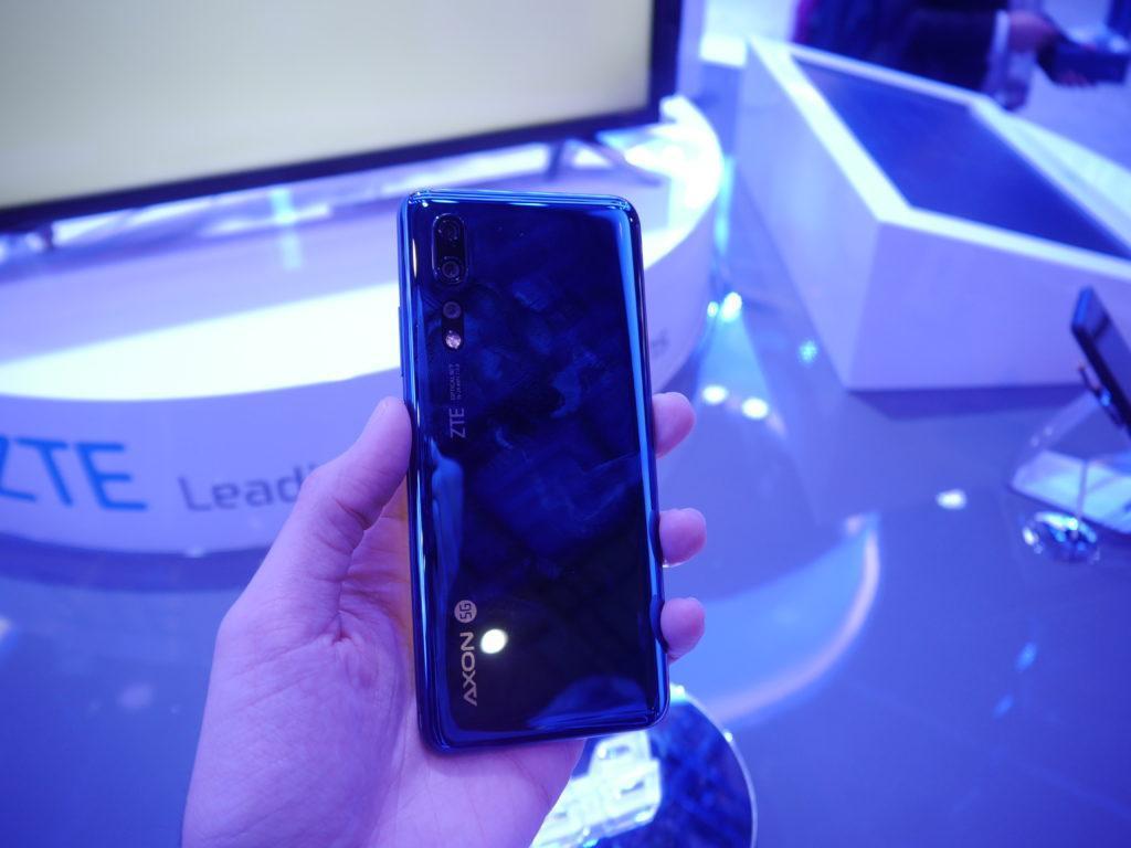 ZTE AXON 10 PRO, огромный экран, 48 мп камера, обзор возможностей