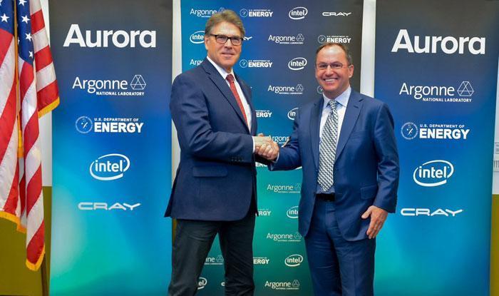 Суперкомпьютер Avrora будет стоить $ 500 млн и его соберут на процессорах Intel Xe