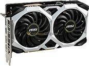 Подробная информация о GeForce GTX 1660 от MSI - ядро CUDA 1408 и память GDDR 5
