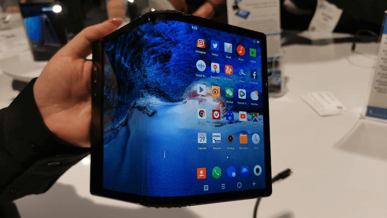 От слухов к реальности: Выбор складных смартфонов в 2019 году