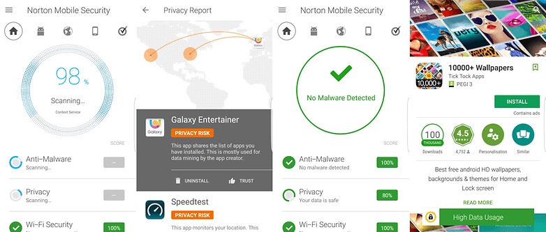 Лучшие приложения для Android и антивирусы
