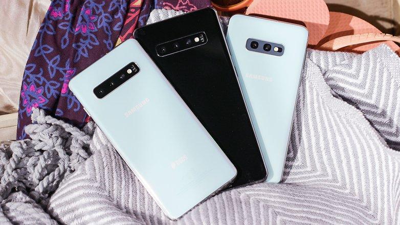 Возвращение Samsung в 2019: фото видео возможности камеры S10