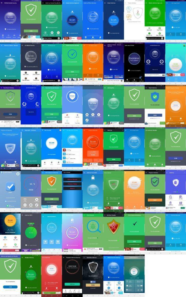 Две трети всех антивирусных приложений Android - мошенники
