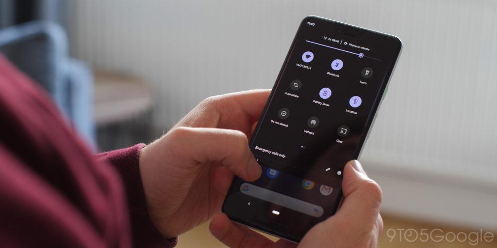 Android Q Beta 1: новые функции 10 версии, обзор по горячим следам