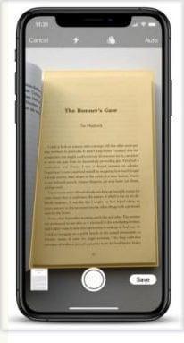 Как использовать сканер документов на iPhone? Объясняем пошагово