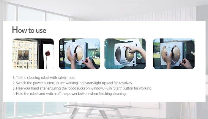 Основное что вам надо знать про роботов для мытья окон, описание и ответы