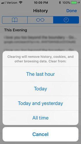 Что делать если Safari не работает на вашем iPhone?