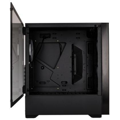 Kolink представляет новый корпус Phalanx с панелью из закаленного стекла на шарнирах
