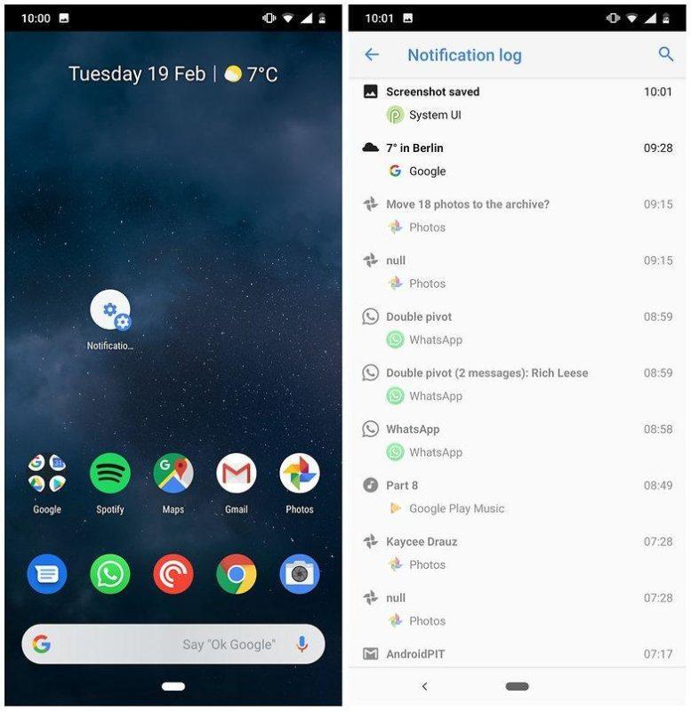 Как восстановить удаленные уведомления на Android