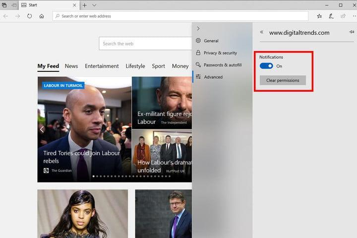 Как заблокировать и отключать уведомления сайтов в браузере