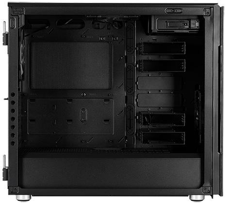 Обзор компьютерного корпуса: новый Corsair Carbide Series 678C