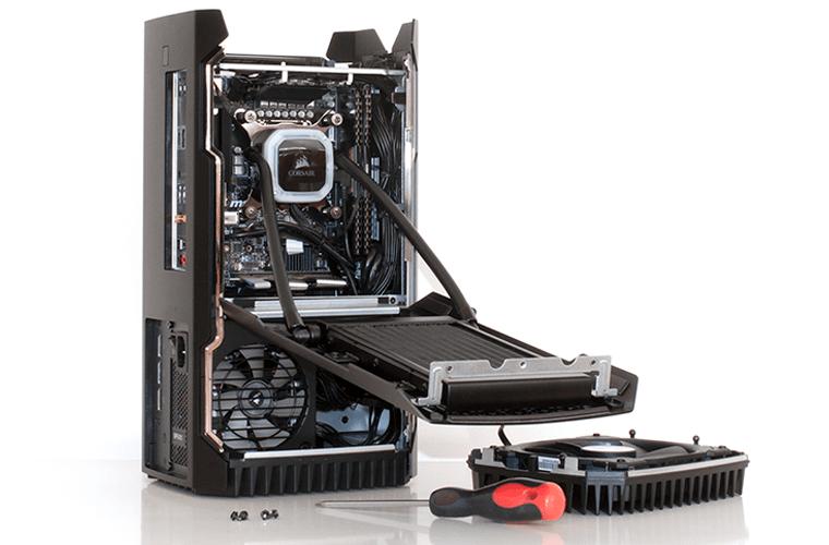 Дорогой и мощный компьютер от 5000$ - модели Corsair One i160 и One I180
