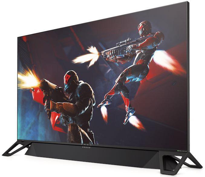 Если игровой монитор больше телевизора: HP OMEN X Emperium 65 дюймов для игр от Nvidia