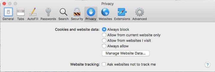 Как удалить файлы cookie из браузера, защитите свою конфидециальность