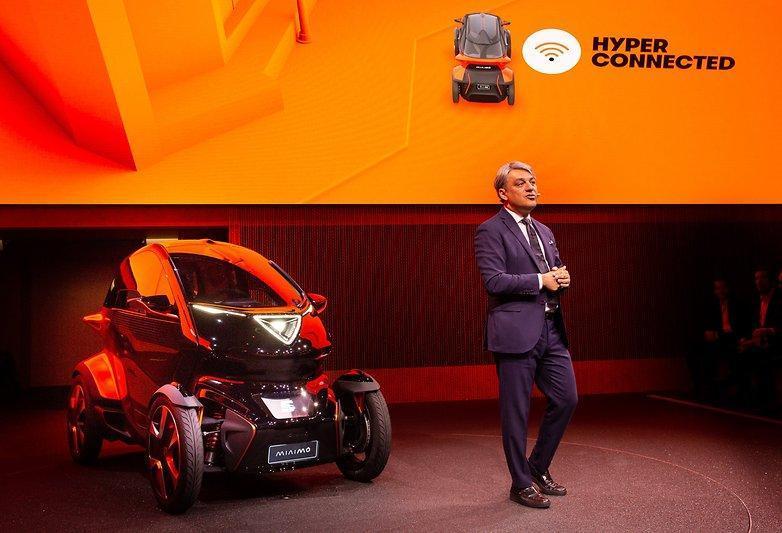 Автомобильная промышленность набирает обороты за 5G