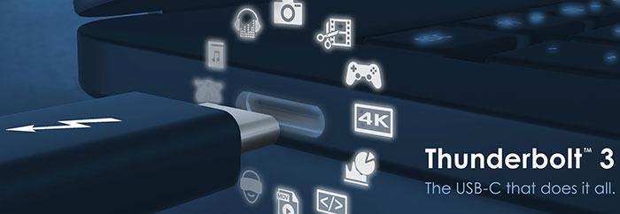 Спецификация USB4 объявлена, она будет основана на Thunderbolt 3