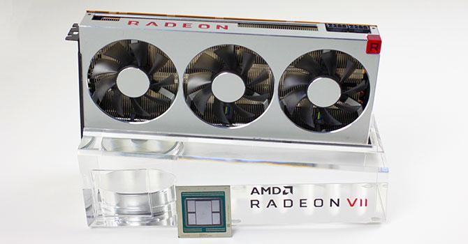 AMD Radeon VII с памятью на 16 гб, полный практический обзор и тестирование