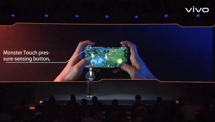 Обзор Vivo iQOO: мощный смартфон с 12 ГБ памяти и сенсорной клавишей Monster