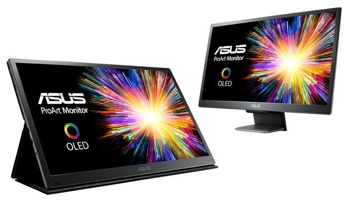 На рынок вышел профессиональный монитор Asus ProArt PQ22UC 4K HDR