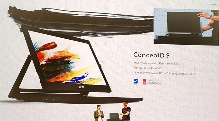 Acer выпускает игровой ноутбук Helios 700 с выдвижной клавиатурой