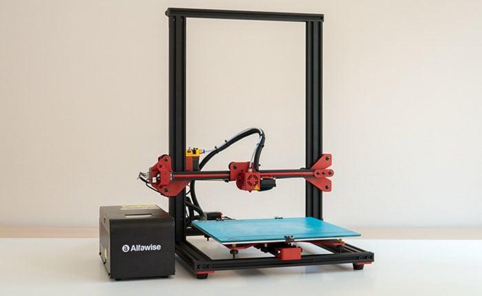 Как обновить прошивку Alfawise 3D-принтер