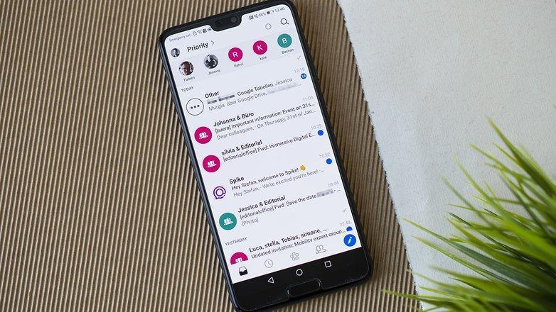 Лучшие почтовые приложения для Android: обзор и сравнение возможностей