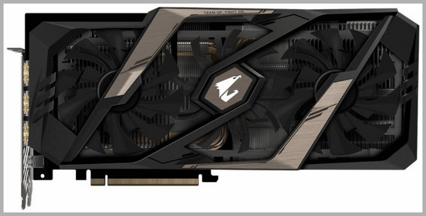Видеокарта GIGABYTE GeForce RTX 2070 1815MHz PCI-E 3.0 8192MB 14142MHz 256 bit 3xHDMI HDCP AORUS XTREME, обзор, характеристики, отзывы