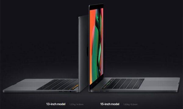 Apple представляет самый быстрый 8-ядерный MacBook Pro