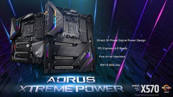 Asus, Gigabyte и MSI демонстрируют материнские платы AMD X570