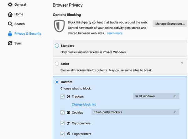 Firefox 67 заявляет об улучшении скорости на 80% быстрее, чем год назад