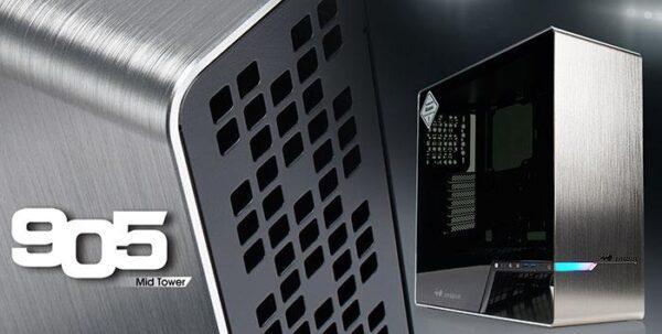 InWin выпускает корпус для ПК премиум-класса серии 905