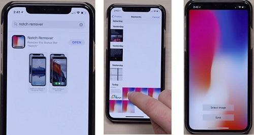 Как скрыть или удалить метки экрана (чёлку) на телефонах Android?