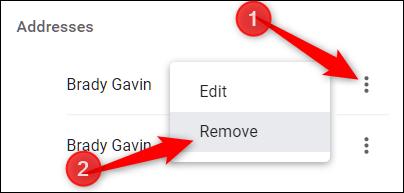 Как отключить автозаполнение форм в Google Chrome, пошаговое руководство