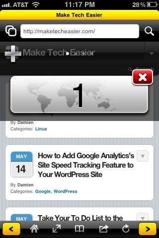 7 альтернативных браузеров для iPhone, замена мобильному сафари