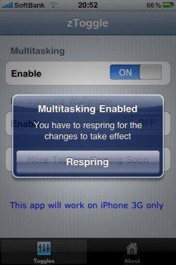 Как включить функцию многозадачности на вашем iPhone