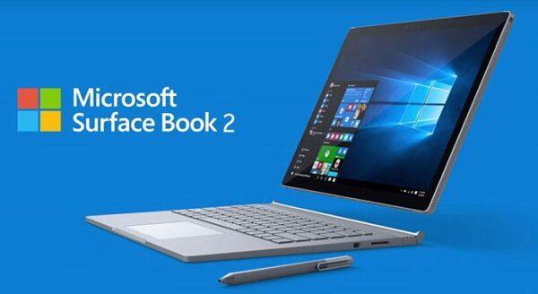 Microsoft выпускает на рынок более дешевый 15-дюймовый вариант Surface Book 2